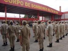 Concurso Corpo de Bombeiros com 110 vagas encerra inscrições hoje