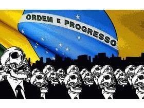 """O Brasil é uma grande """"mentira"""""""