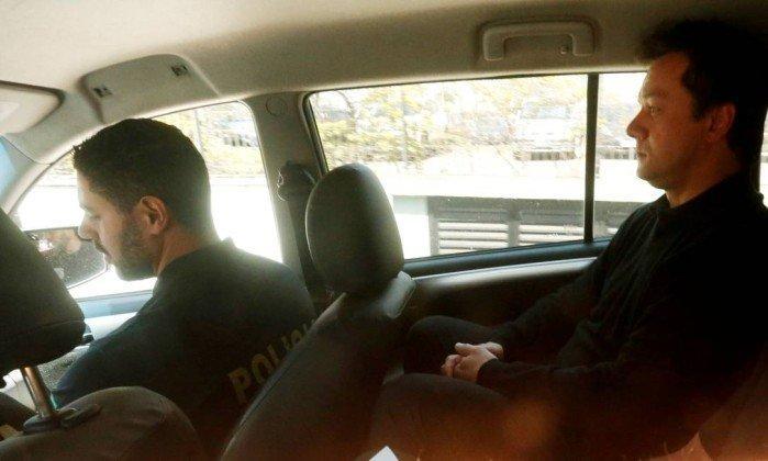 Wesley Batista, da JBS, é preso em operação da Polícia Federal (Crédito: Leonardo Benassatto / REUTERS )