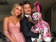 Titi e Gio Ewbank mostram look para casamento de Marina Ruy Barbosa