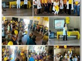 Secretaria Municipal de Saúde realiza campanha setembro amarelo