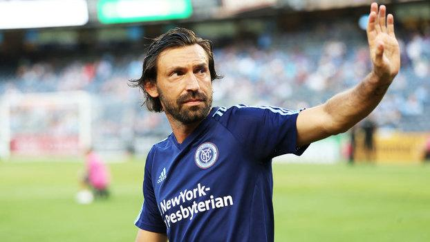 Andrea Pirlo (Crédito: Getty)