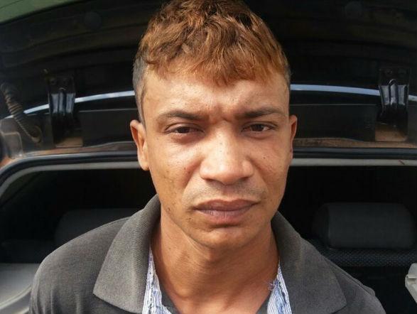 Francisco das Chagas Damasceno, acusado de matar taxista com 20 facadas em União (Crédito: Polícia Militar)