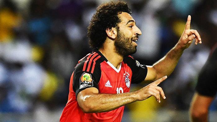 Atacante Salah é o astro da equipe (Crédito: Getty)