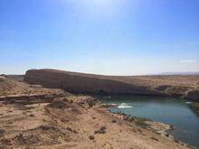 O misterioso lago que surgiu da noite para o dia no deserto