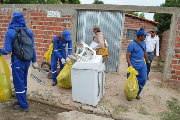Serviços incluem conservação urbana, coleta domiciliar e seletiva (Crédito: Reprodução)