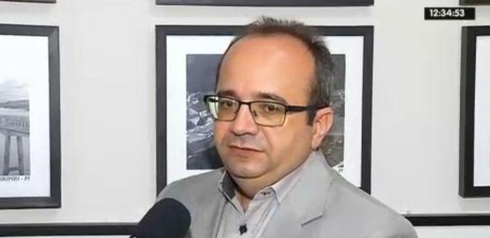 Sub defensor público geral, Erisvaldo Marques (Crédito: Rede Meio Norte)