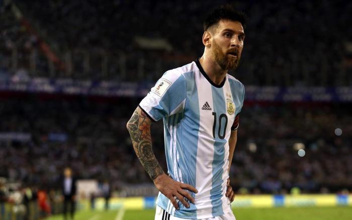Messi corre o risco de ficar fora da Copa do Mundo (Crédito: Getty)