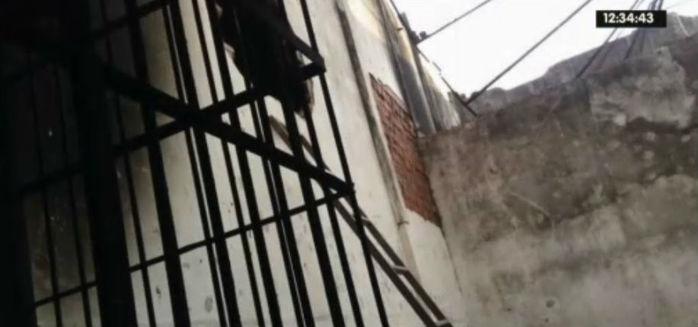 Penitenciária Luiz Gonzaga Rebelo, no município de Esperantina (Crédito: Rede Meio Norte)