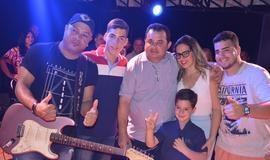 Empresário Manoel Filho comemora aniversario com festa popular