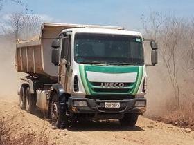 Prefeitura muncipal de Jatobá do Piauí recupera estradas rurais