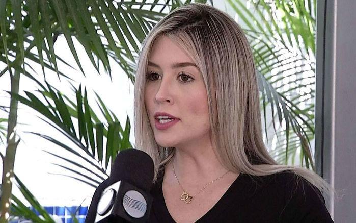 Delegada Ana Melka Cadena fala sobre assassinato de Camila Abreu (Crédito: Rede Meio Norte)
