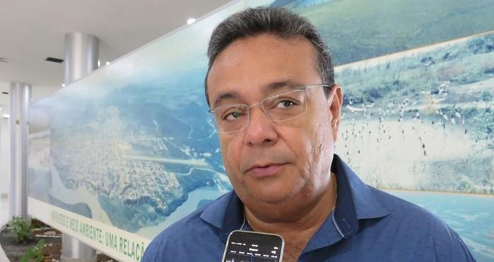 Prefeito de Corumbá, Ruiter Cunha (Crédito: Reprodução)