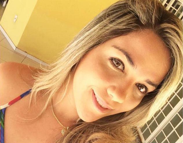 Estudante de direito Camilla Abreu, morta pelo namorado (Crédito: Reprodução)