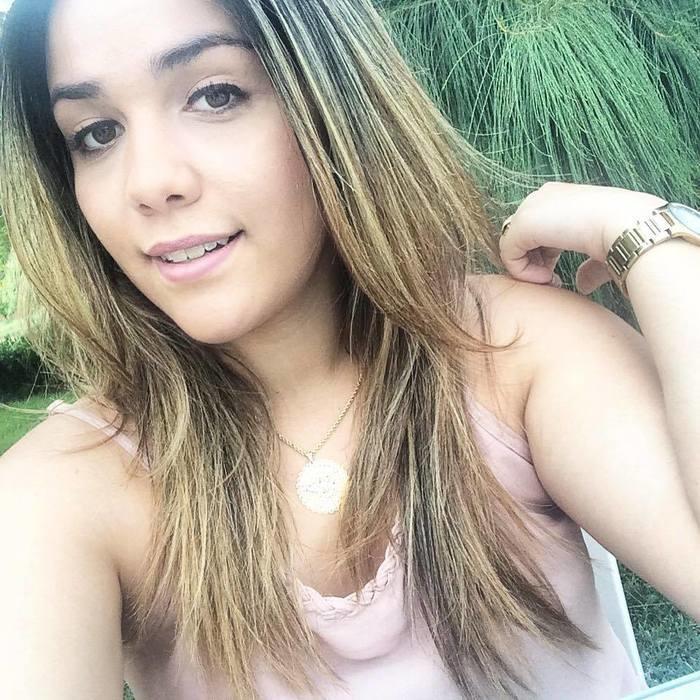 Camilla Abreu foi morta com tiro no rosto (Crédito: Reprodução/Facebook)