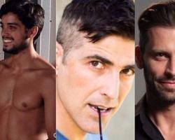 Confira 5 galãs da Globo vítimas de boatos sobre homossexualidade