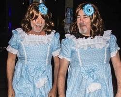 Confira as melhores fantasias de celebridades no Halloween