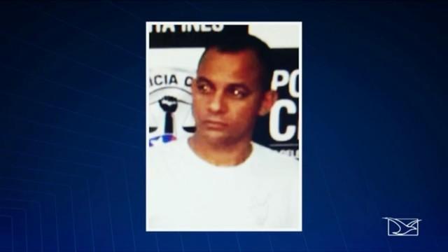 Heverton Soares de oliveira, apontado como líder da organização criminosa (Crédito: TV Mirante/ G1 Maranhão)