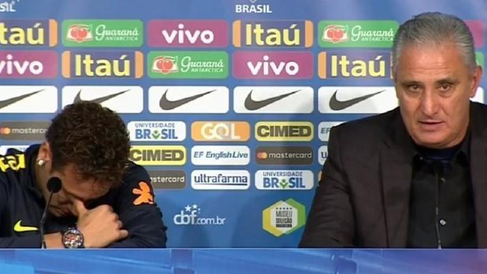 Treinador falou sobre a adaptação de Neymar no PSG (Crédito: Reprodução)