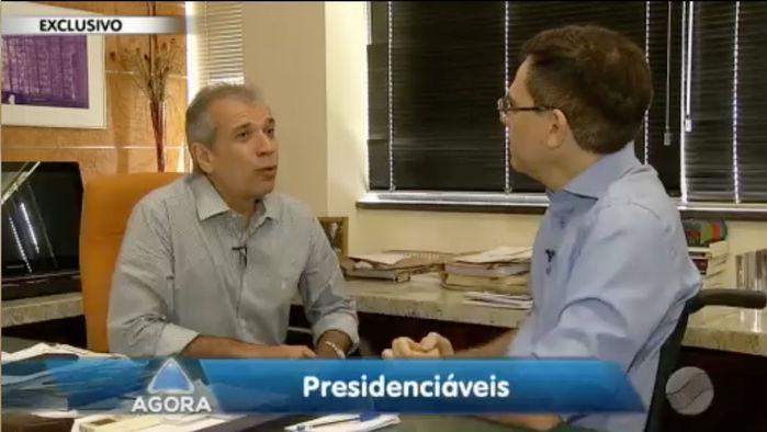 Ex-senador deve ser o candidato do PTB ao governo do Piauí em 2018 (Crédito: Reprodução)