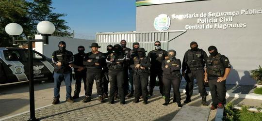 Polícia Civil de Parnaíba deflagra operação Nowa Huta