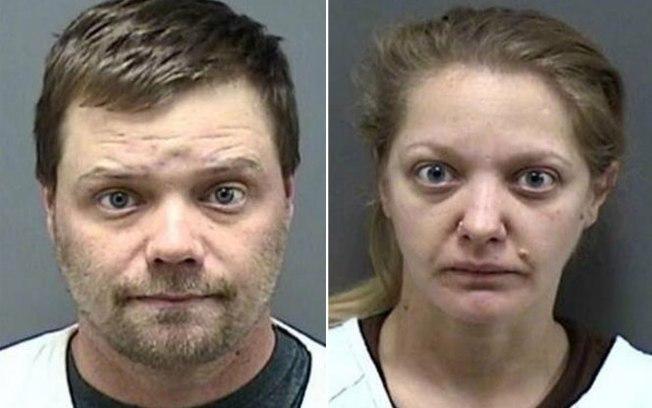 Casal preso após  tenta abusar de duas babás