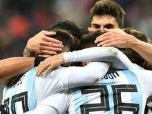 Rússia inaugura estádio com derrota para a Argentina; confira!