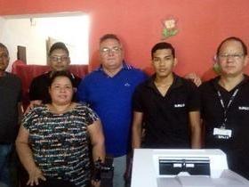 Paiol do Centro recebeu Instituto de Identificação