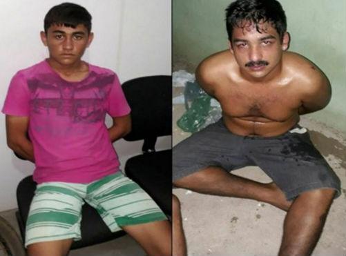 Dupla é presa após assaltarem jovem na cidade de Picos