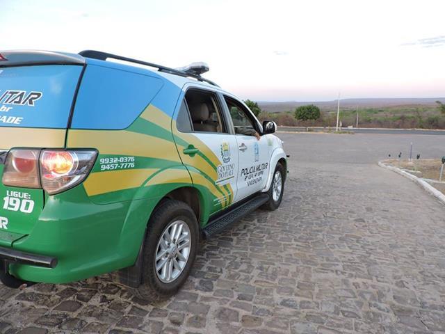 Polícia Militar localizou o motorista que atropelou Manelim