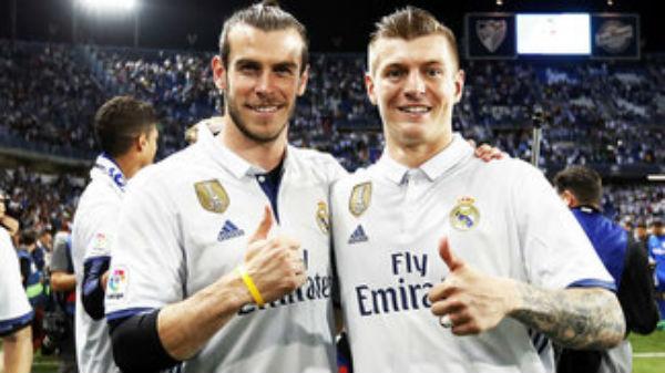 Kroos e Bale podem ir para o PSG (Crédito: Getty)