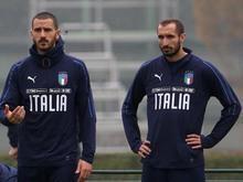 Pressão: Itália precisa ganhar a Suécia para conseguir ir à Copa