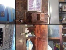 Criminosos arrombam capela e furtam equipamentos