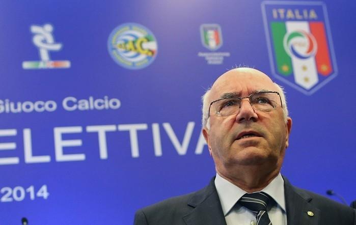 Gian Piero Ventura despedido do cargo de selecionador italiano
