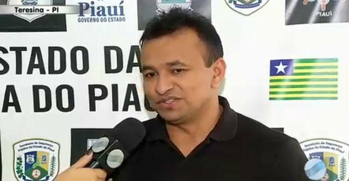 Secretário Fábio Abreu (Crédito: Rede Meio Norte)