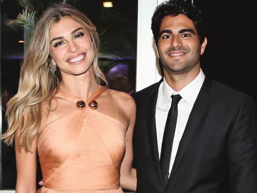 Grazi Massafera termina namoro com milionário Patrick Bulus