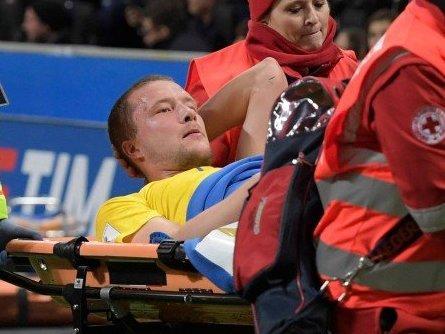 Jogador que classificou Suécia para Copa pode ficar fora do Mundial
