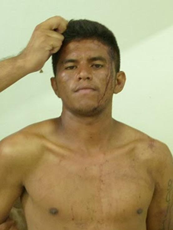 Rony Roberto Lima Silva.