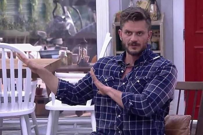 Marcos Harter em 'A Fazenda-nova chance'