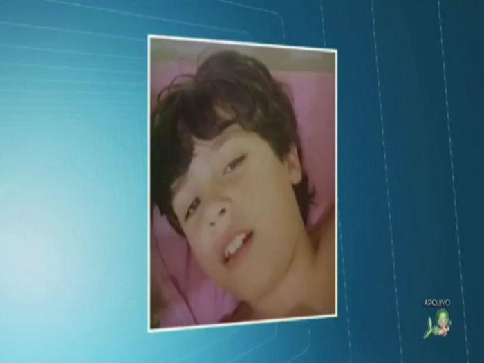 Menino morreu após comer sorvete envenenado no Ceará (Crédito: TV Verdes Mares)