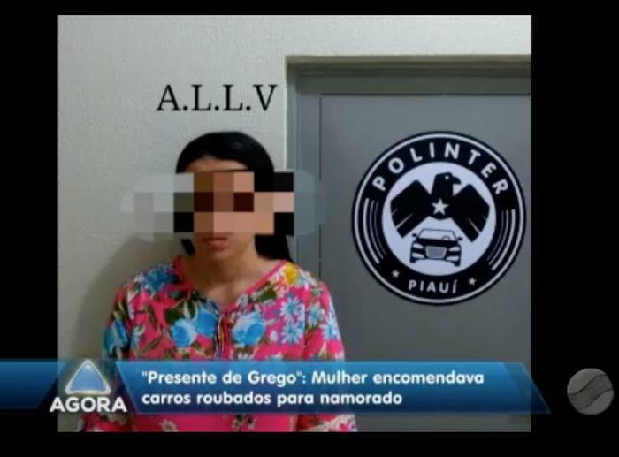 A mulher não teve a identificação revelada por ter contribuído com a investigação  (Crédito: Reprodução)