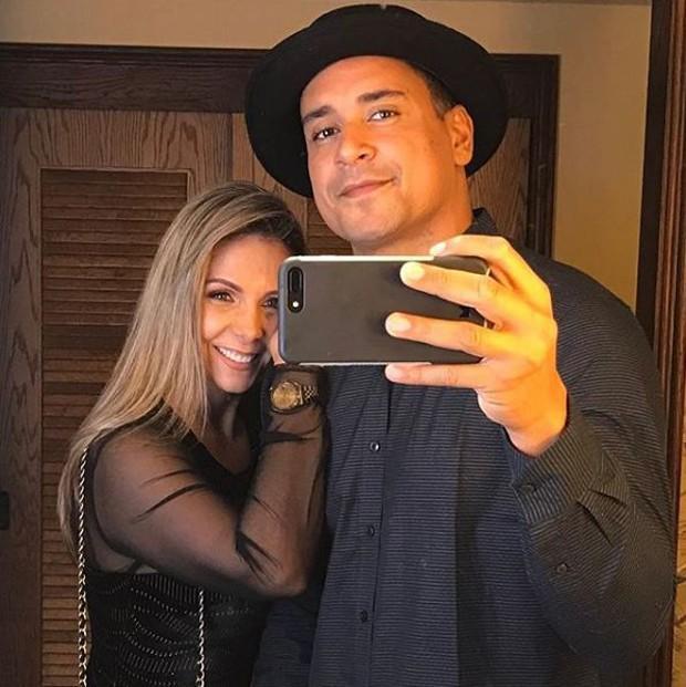 Carla Perez e Xanddy (Crédito: Reprodução/ Instagram )