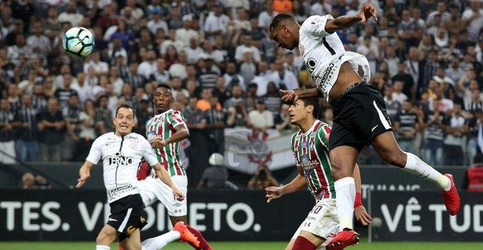 Corinthians é hepta! (Crédito: Gazeta Press)