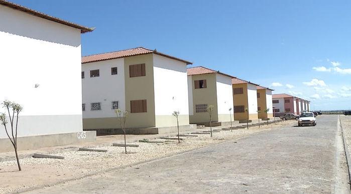 Sorteados ocuparão unidades habitacionais do Residencial Angicos (Crédito: Reprodução)