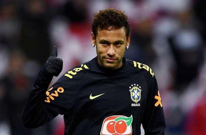 Neymar, da seleção brasileira (Crédito: REUTERS/Dylan Martinez )