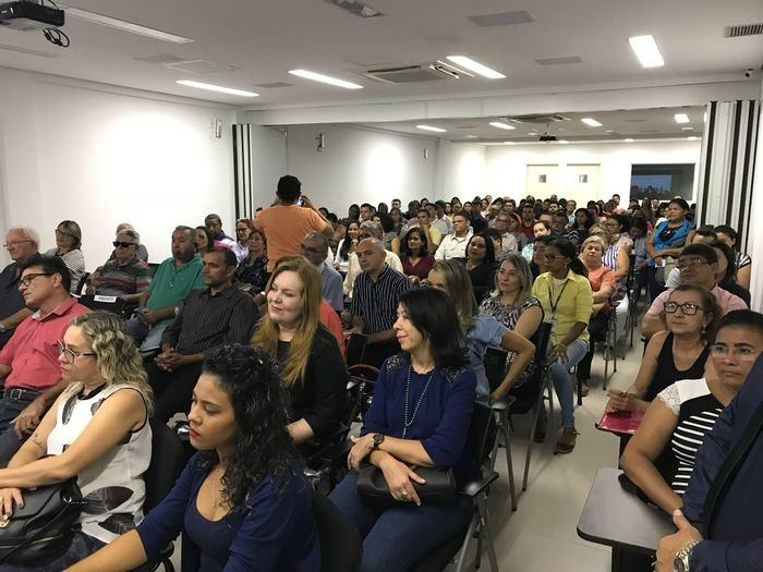 Tribunal de Contas do Piauí realiza treinamento do IEGM em Barras (Crédito: TCE)