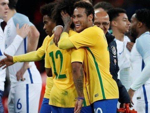 Neymar e Marcelo entram no 'seleção ideal' para Copa de 2018