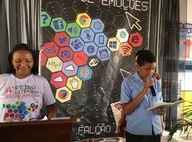 """Feira Literária """"Acesse Emoções"""" reúne mídias sociais e literatura"""
