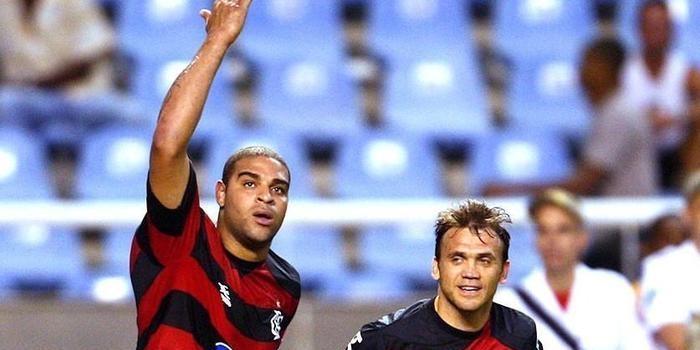 """Adriano sonha com Fla: """"Não precisa me pagar, faço por amor"""""""