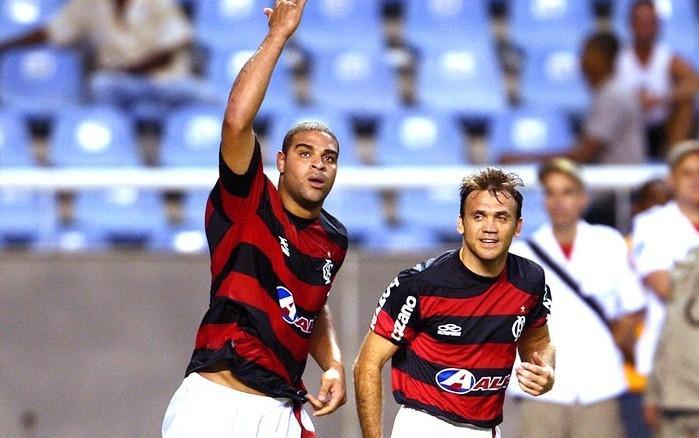 Adriano quer voltar ao futebol em 2018 (Crédito: O Globo)